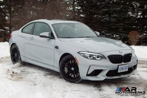 BMW M2 Competition Snow Tires