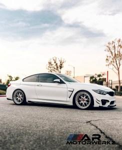 BMW M4 - BBS LMR