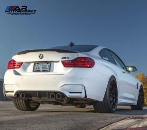 BMW M4 - ZITO ZF03 20'