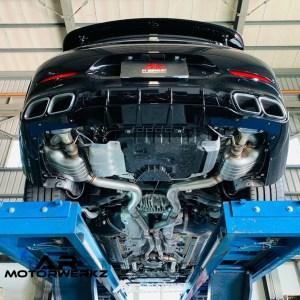 FI Exhaust - Mercedes AMG GT63S