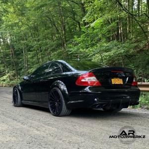 Mercedes CLK64 Black Series - ZITO ZS15