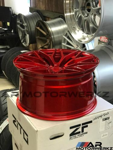 zito zf01 lolipop red
