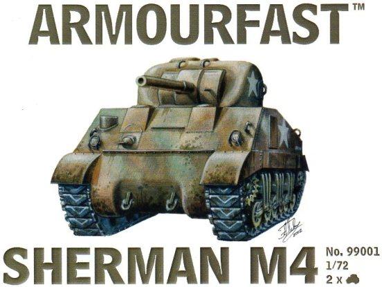 Sherman M4 Battle Tank