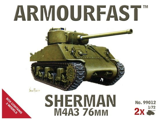 Sherman M4A3 76mm
