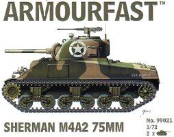 Sherman M4A2 75mm