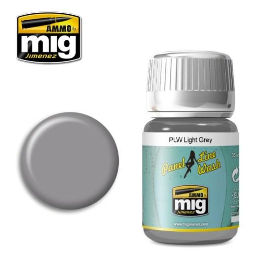 PLW Light Grey