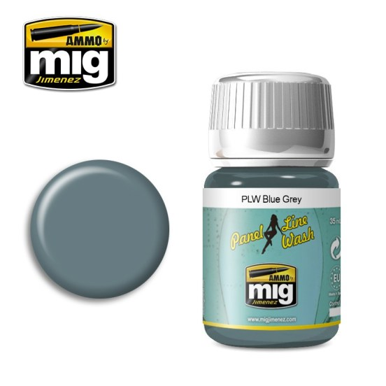 PLW Blue Grey
