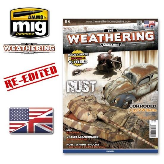 Issue 1: Rust