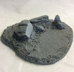 Javis Battle Zone Small Terrain No. Type 1