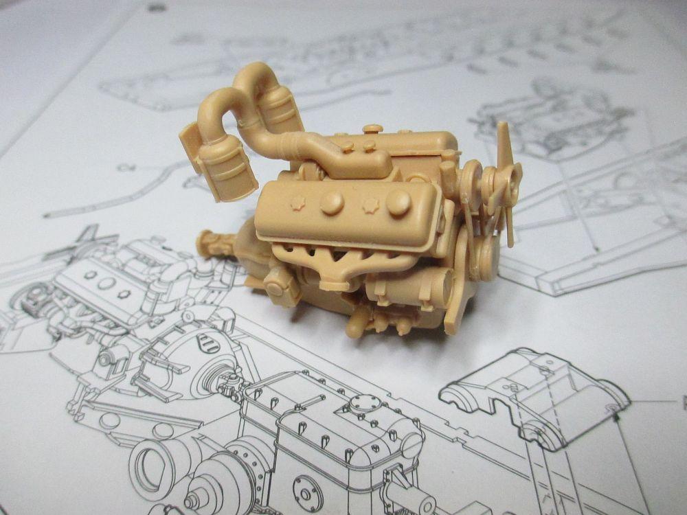 medium resolution of  the maybach hl 85 tukrm engine