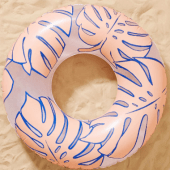 11. Urban Outfitters 'Palm Leaf Pool Float' $26