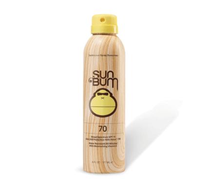 27. Sun Bum 70 SPF Sunscreen $15.99