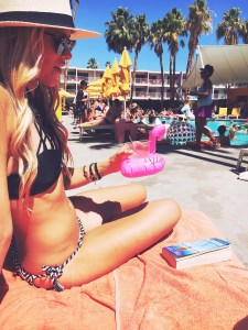 Emily Allers of Arm Party Central | The Saguaro Palm Springs