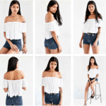 13. Truly Madly Deeply Off The Shoulder Top $39