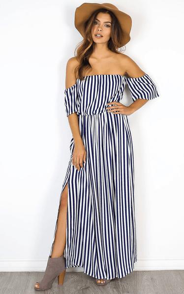 3. Carson Maxi Dress $52