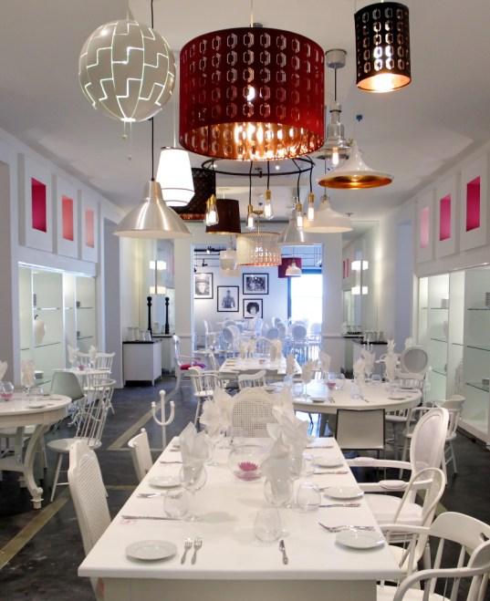 I Heart Palm Springs | Eight4Nine Restaurant