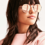 14. Urban Outfitters 'Round Metal Sunglasses' $16
