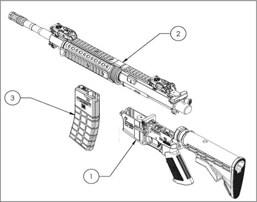 M2 Carbine Sling