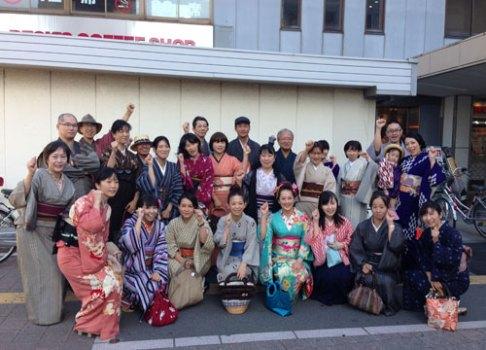 第31回キモノでジャックin埼玉 「大正時代まつり」10月13日