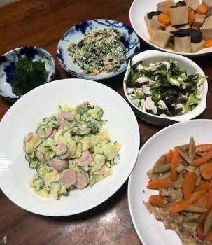 惣菜作り置き