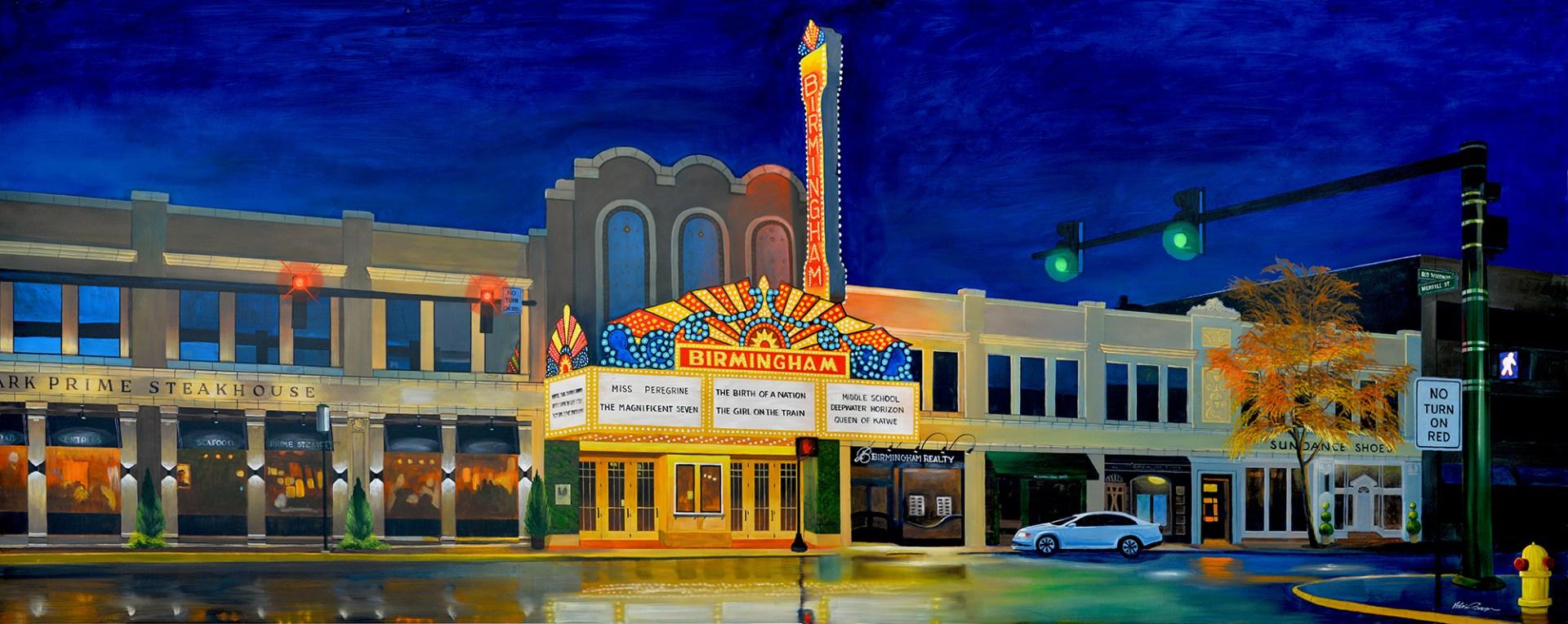 Birmingham Theatre Finalsm