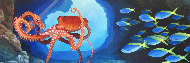 Aquarium4 mural hero