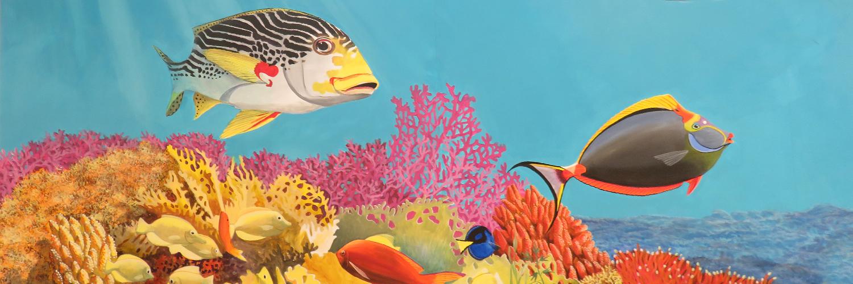 Aquarium7 mural hero