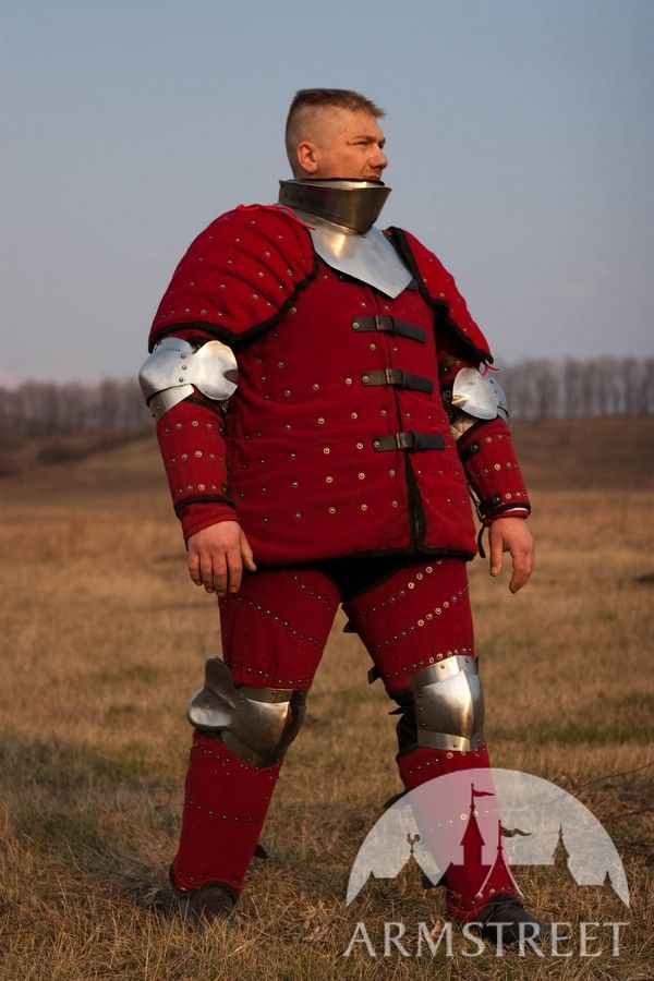 Medieval Full Brigandine Armor Suit Knight Armor Body