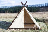 Medieval Viking's Canvas Tent | News, armstreet news, new ...
