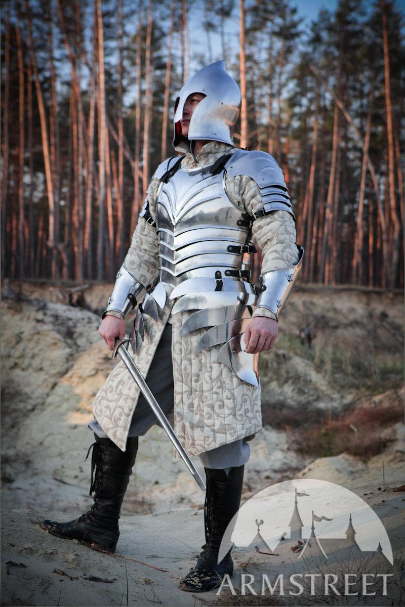 Fantasy Armour Kit Elven Prince Warrior Cuirass Tassets