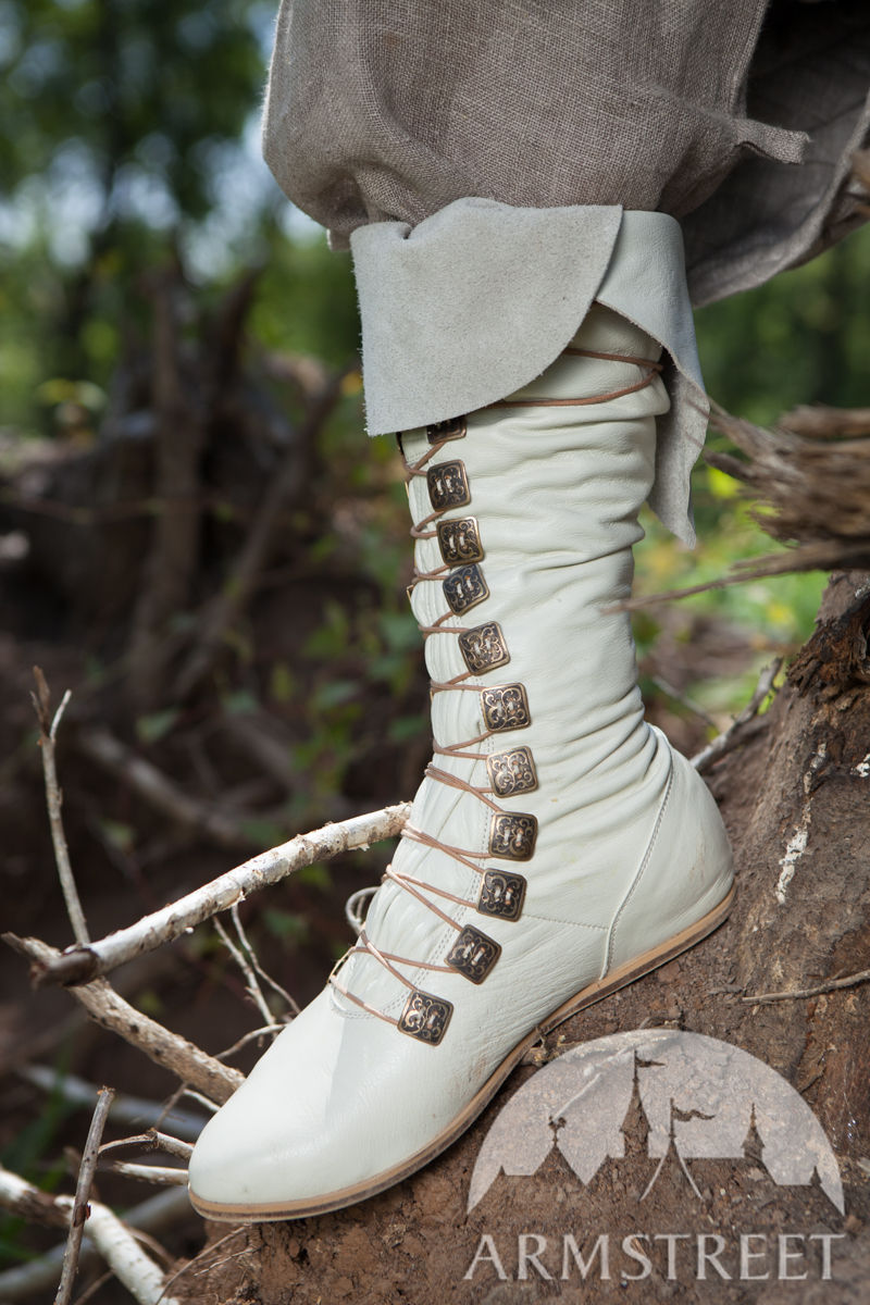 Great quality handmade LARP and SCA boots Available in