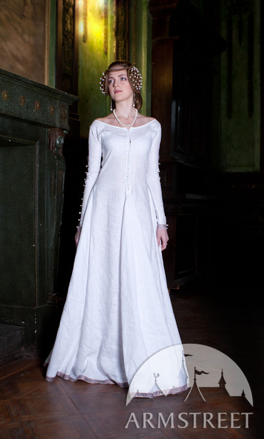 Medieval Noble Dress Lady Rowena for sale Available in