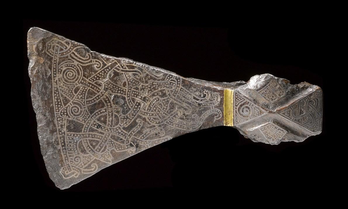 Viking axehead