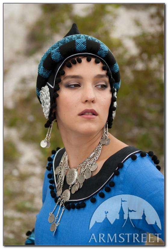 Kopfbedeckung Sarmatische Frau kaufen Vorhanden in