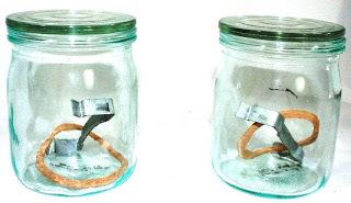 smelling-jars