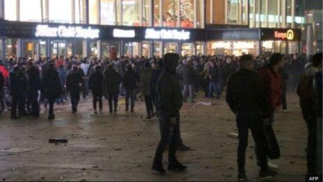Cologne Rapes 1-1-2016