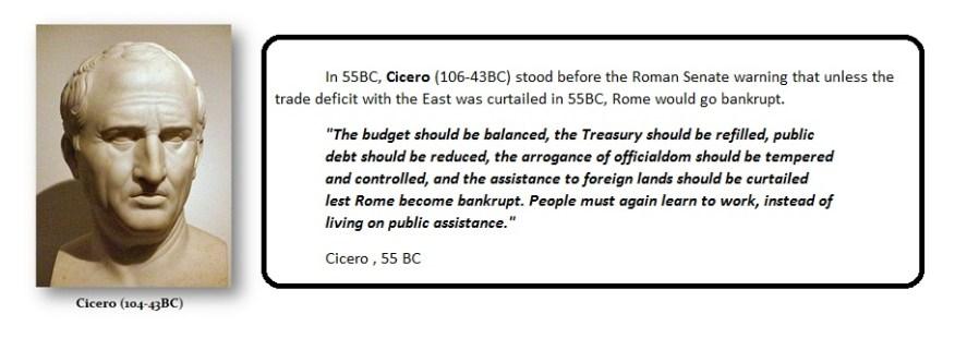 Cicero 55 BC