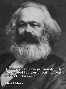 Marx-Changing World