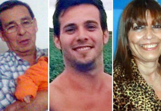 Según registros oficiales, hay 30 desaparecidos en toda la provincia.