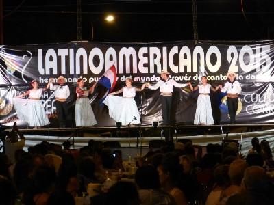 Inolvidable encuentro cultural en El Latinoamericano 2015.