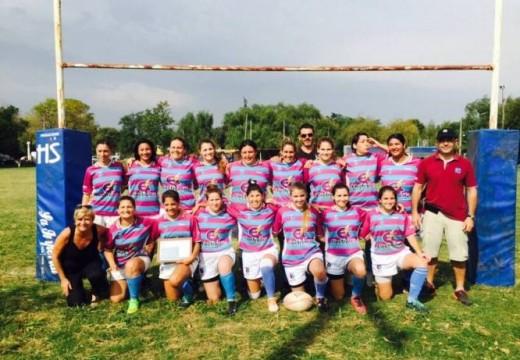 La Cañada Rugby presentó su equipo femenino.