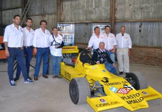 De Banfield a su casa de Armstrong el Meifa Chevrolet.