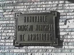 Armstrong. Orden del Día 30 de junio.