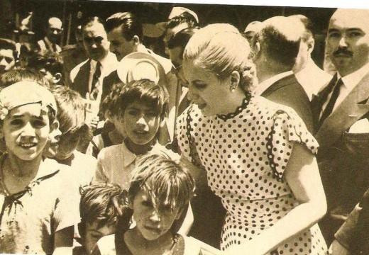 Aniversario del fallecimiento de Evita. Minuta de Declaración. Concejo de Armstrong.