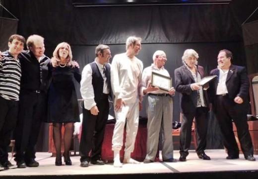 El «Teatro y la Historia», proyecto que promueve a actores, guionistas y directores del interior santafesino.