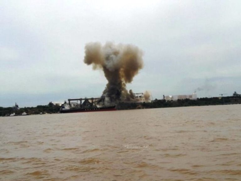 Explosion-