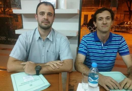 El Frente Progresista, Cívico y Social presento tres proyectos.