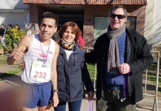 Superando expectativas se concretó la 17° maratón Delfo  Cabrera.