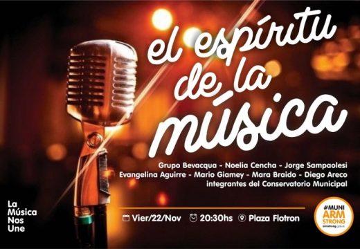 Armstrong. «El Espíritu de la Música».