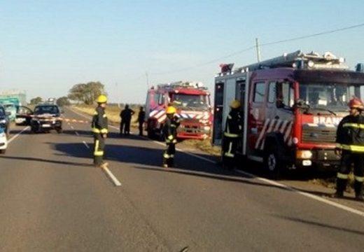 Accidente Fatal en la Ruta 9.